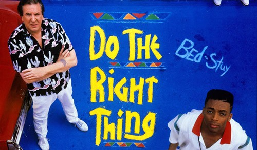 Movies starring Air Jordans – Do The Right Thing
