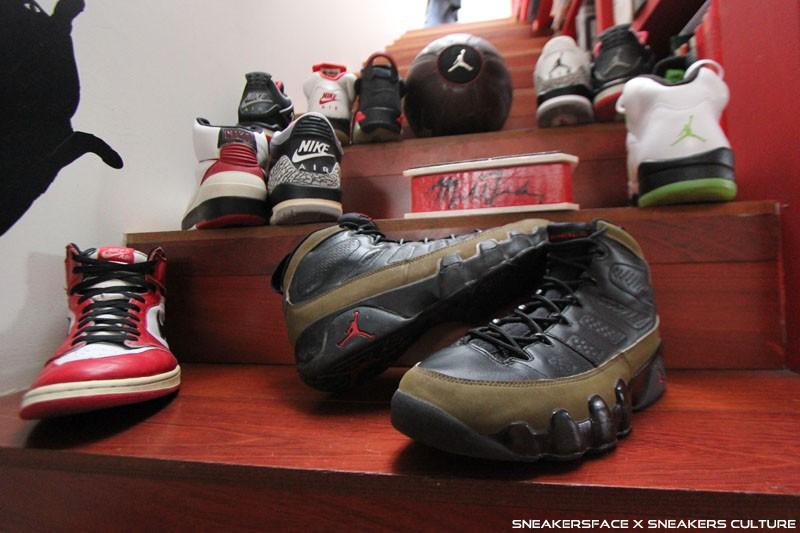 Jordan IX Olive le colorway le plus sous-estimé de la gamme Jordan brand…