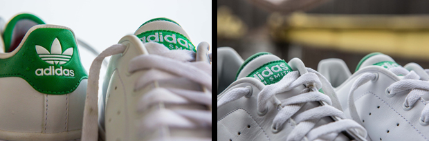 adidas stan smith languette