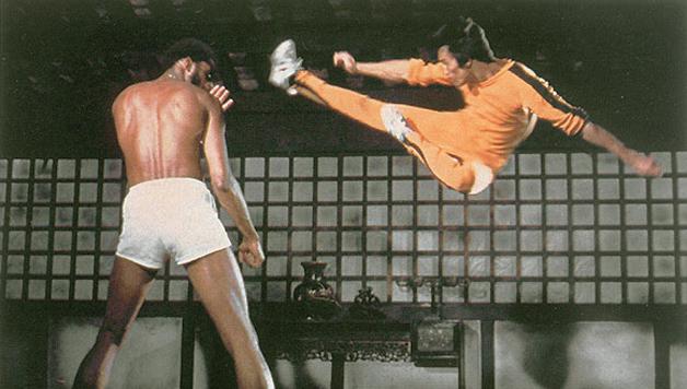 """Le Saviez-vous… le jeu de la mort """" Bruce Lee """""""