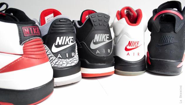 Les Air Jordans en 23 anecdotes (partie 1/2)