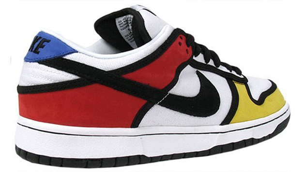 Le Saviez-vous… Nike Dunk Pro SB Piet Mondrian