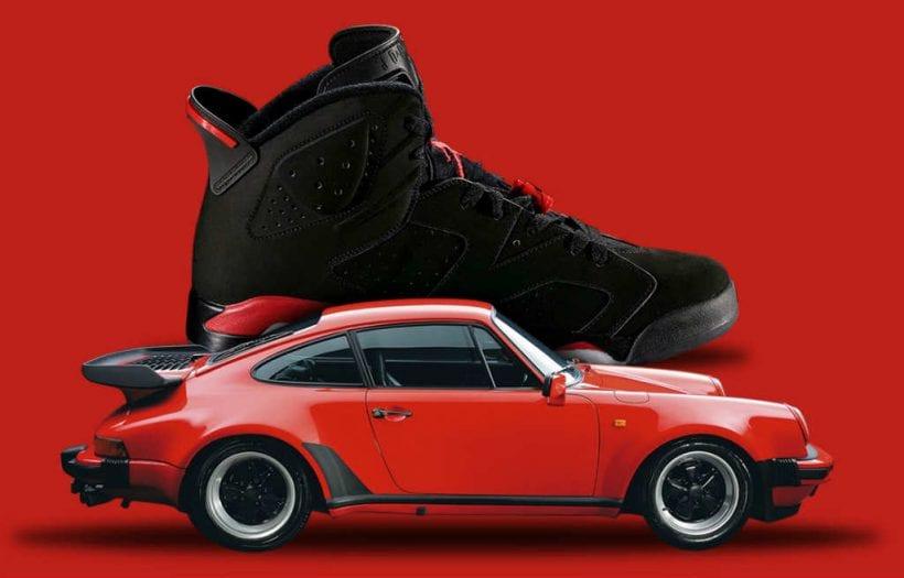 Le design des sneakers a t-il un rapport avec l'automobile?