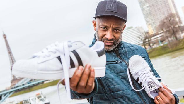Sidney la legende du hip hop…