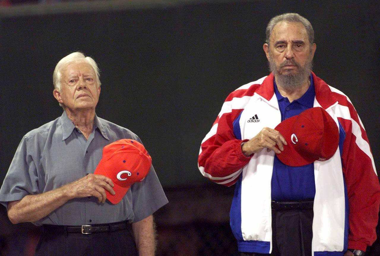 LE SAVIEZ-VOUS… Fidel Castro reste fidèle à Adidas