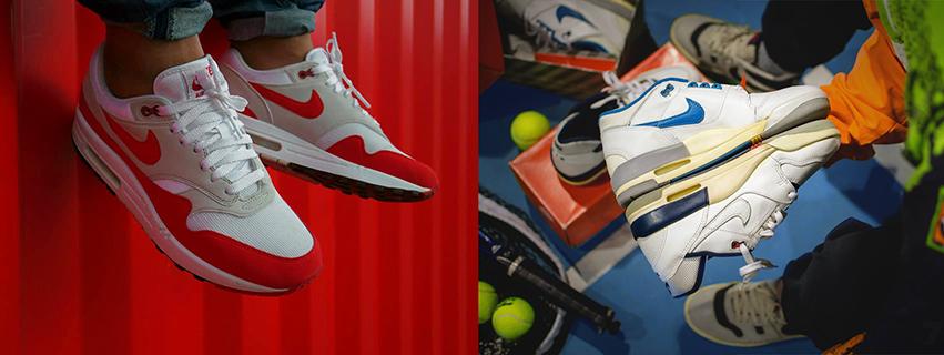 LE SAVIEZ-VOUS…Vous croyez la Air Sole technology initialement développée par Nike pour le running ?… Et pourtant !