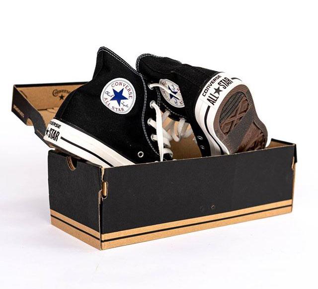 LE SAVIEZ VOUS La Converse ALL STAR Sneakers Culture