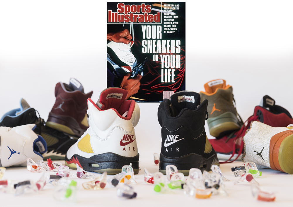 Sport Illustrated - Your Sneakers or Your Life