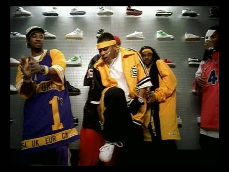 LE SAVIEZ-VOUS… Nelly et la Nike Air Force 1