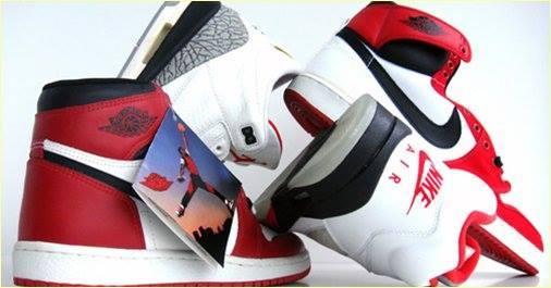 LE SAVIEZ-VOUS… 1997, La Naissance de Jordan Brand