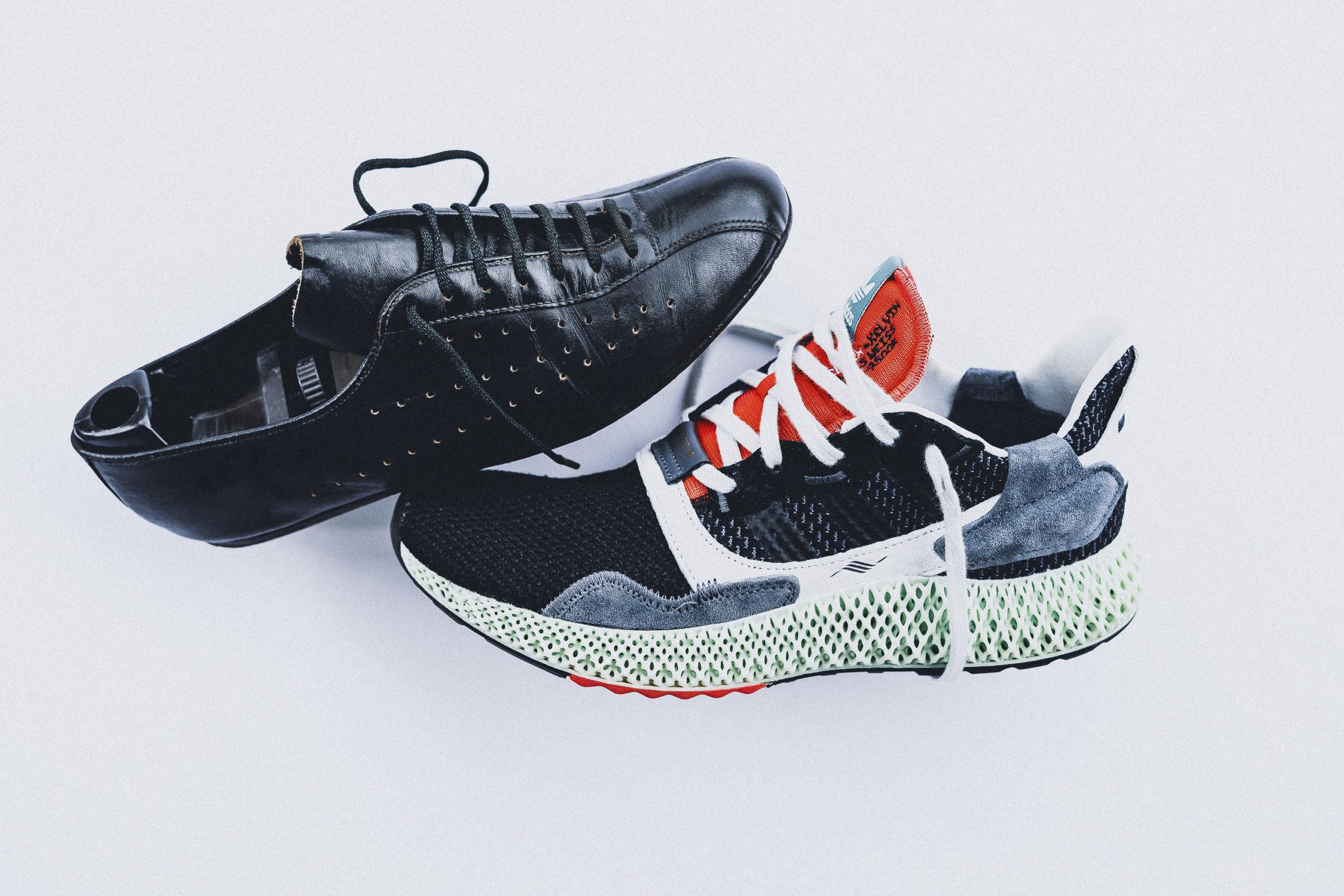 LE SAVIEZ-VOUS… Les premières chaussures de sport ont vu le jour en 1868