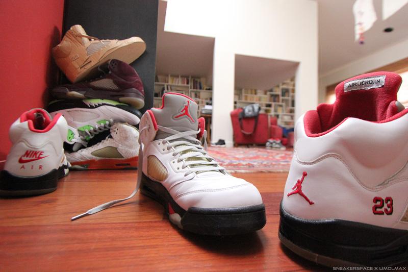 Et si je vous parlais de mon histoire de la Jordan V