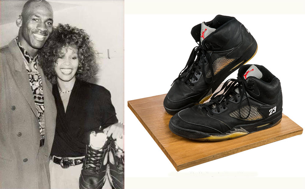 LE SAVIEZ-VOUS… Michael Jordan vs Whitney Houston