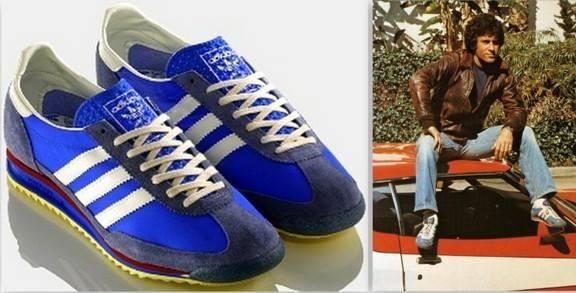 LE SAVIEZ VOUS… Adidas à l'écran dans la série Starsky et Hutch