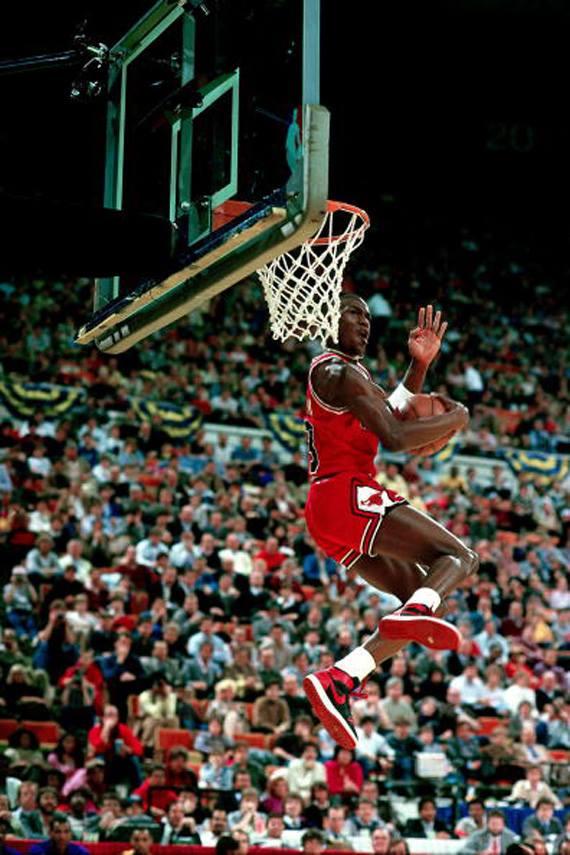 LE SAVIEZ_VOUS…  Nike devient Jordanesque